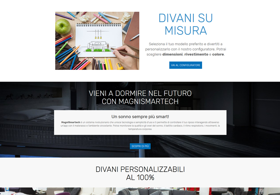 Biasini Salotti Darfo.Nuovo Sito Wordpress Responsive Per Biasini Salotti Darfo