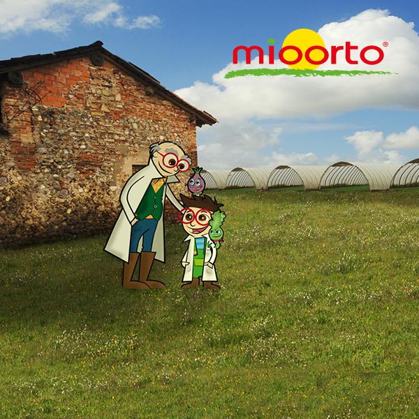 Ortaggi IV gamma Mioorto - DEM