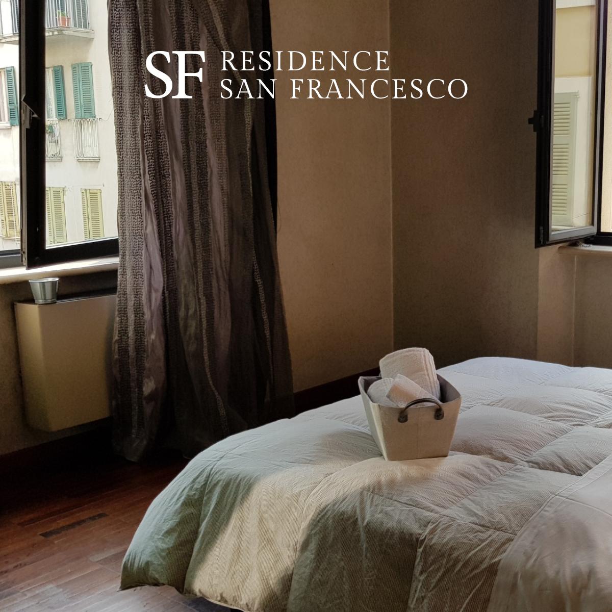 Sito web responsive - Residence San Francesco (Brescia)