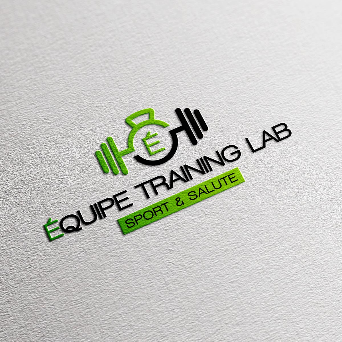 Creazione logo per Équipe training lab di Brescia